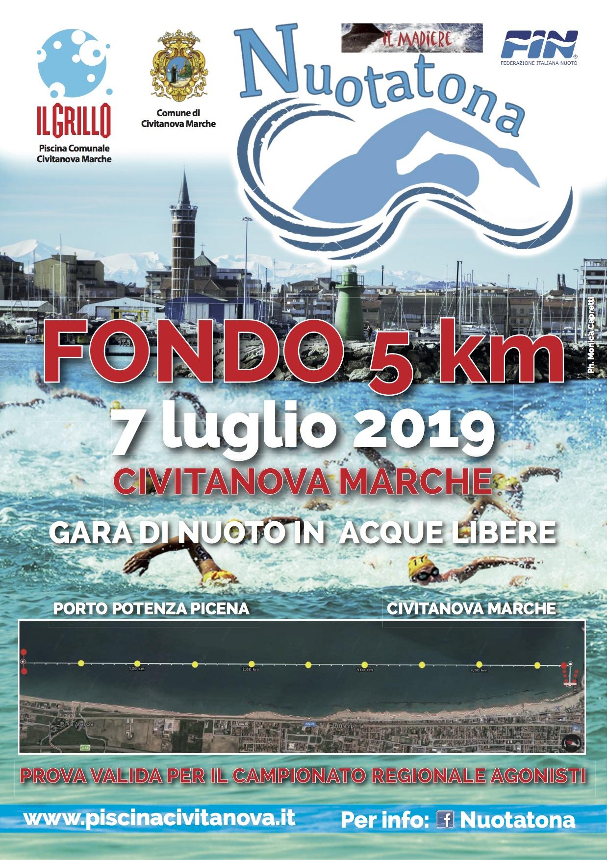 Fin Nuoto Calendario Gare.Eventi Piscina Comunale Di Civitanova Marche
